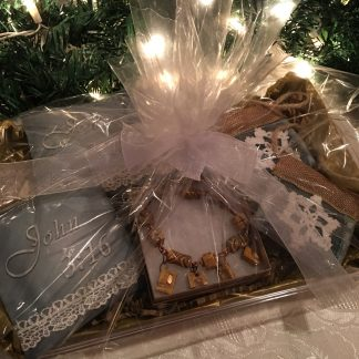 Gift Baskets, Trays, Boxes